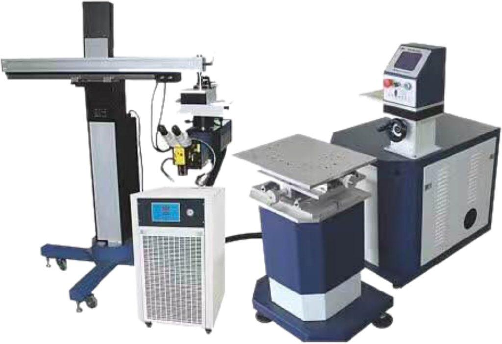 400W激光模具焊接机